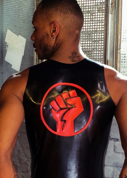 Tank Top - mit Heavy Fist Logo