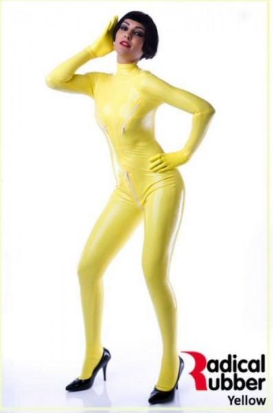 Meterware Gelb