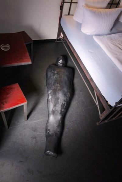 Bondage - Schlafsack